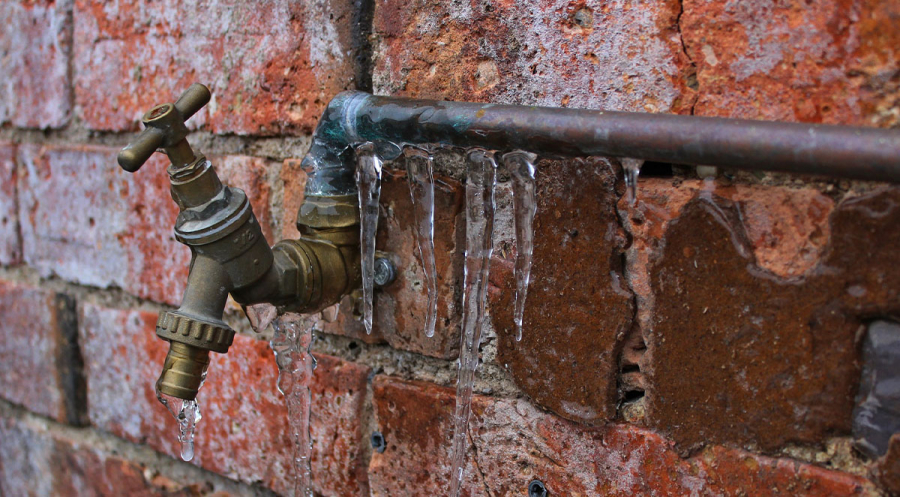 Five Tips for Preventing Frozen Pipes